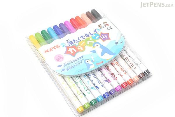 Pentel Washable Ink Color Marker Pen