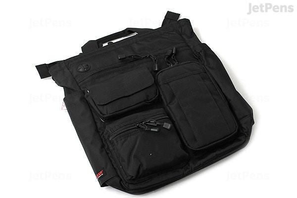 Nomadic Wt 18 Wise Walker Tote Bag Medium Black