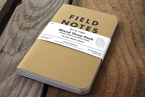 Field Notes Made In America  JetpensCom
