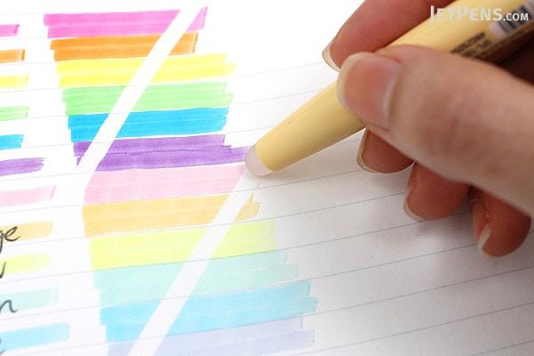 Pilot Frixion Light Soft Color Erasable Highlighter Soft