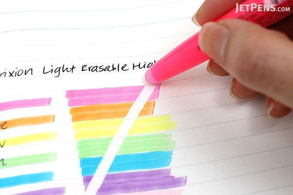 Pilot Frixion Light Erasable Highlighter 6 Color Set