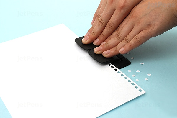 JetPens com - Lihit Lab Hole Punch for Twist Ring Notebook