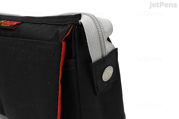 442840991524 JetPens.com - Nomadic PE-09 Flap Type Pencil Case - Black