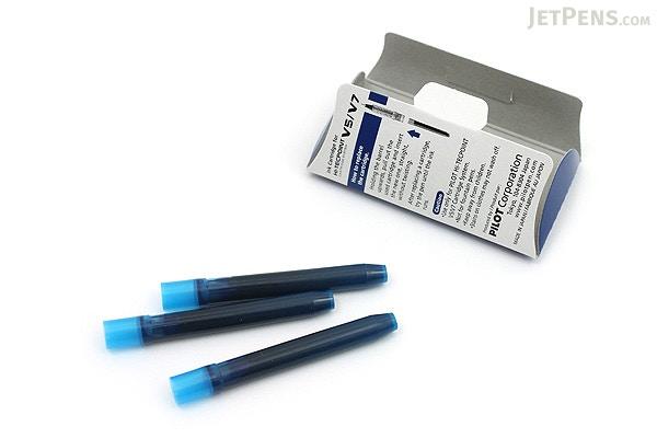 ... Pilot V5/V7 Hi-Tecpoint Ink Refill - Blue - 3 Cartridges - PILOT ...