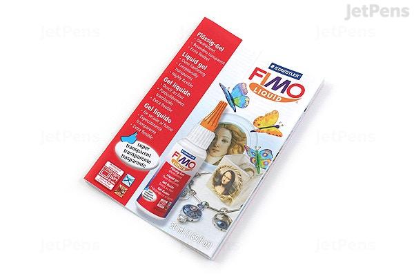 Staedtler Fimo Liquid Decorating Gel 50 Ml Jetpens