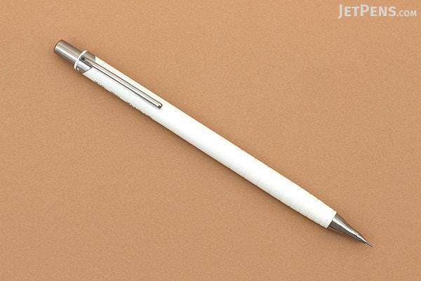 Pentel Orenz Mechanical Pencil 0 2 Mm White Jetpens Com