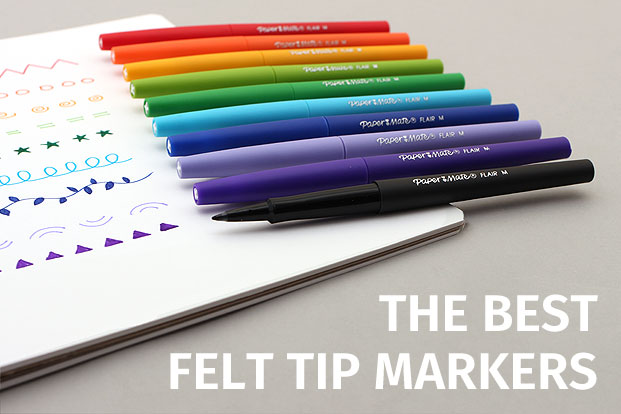 Guide To Choosing A Felt Tip Marker Pen Jetpens Com