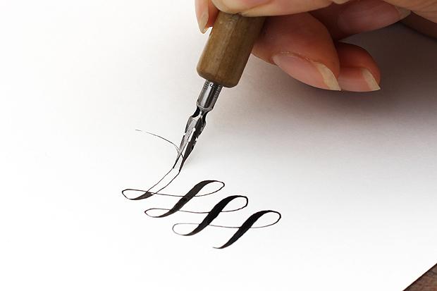 Calligraphy pen basics Calligraphy basics