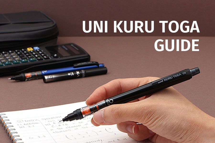 When You Think High Tech Mechanical Pencils Are Probably Not At The Forefront Of Your Thoughts Enter Kuru Toga Pencil That Is About To