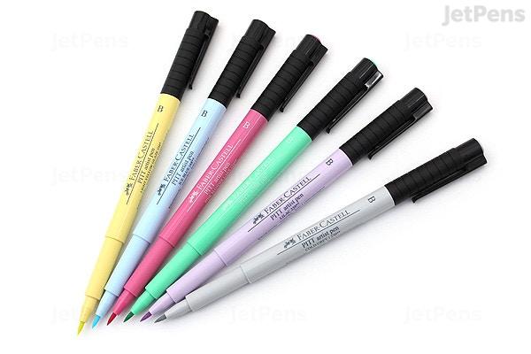 Faber-Castell PITT Artist Pen - B Brush - India Ink ...