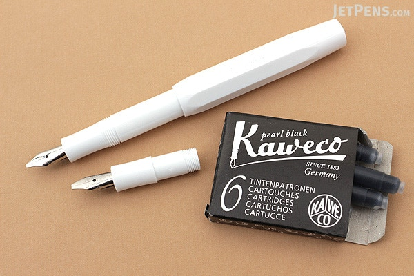 Kaweco Calligraphy Pen Set Small White 1 5 Mm 2 3