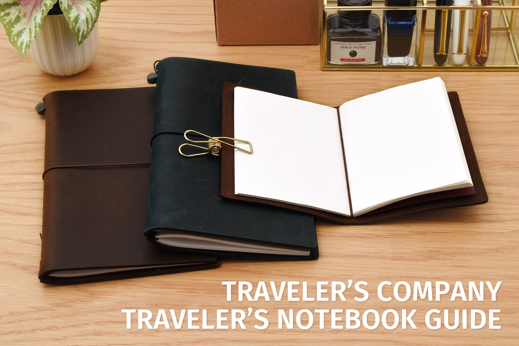 B Slim Traveler S Notebook