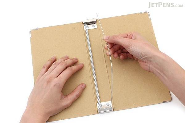 Binder Without Rings