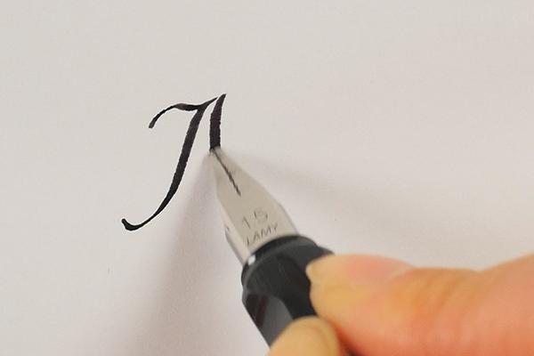 Lamy Calligraphy Pen Nib 1 1 Mm