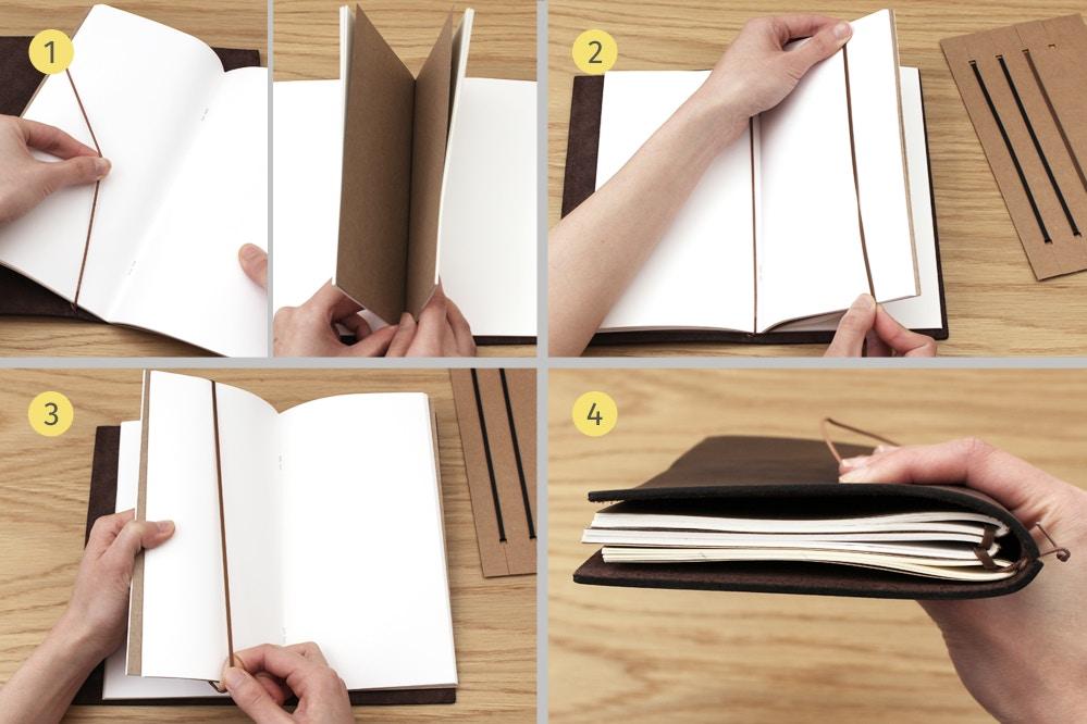Resultado de imagen de inserts notebook