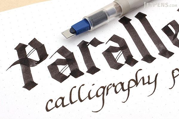 Pilot Parallel Calligraphy Pen Bundle Of 4 Nib Sizes