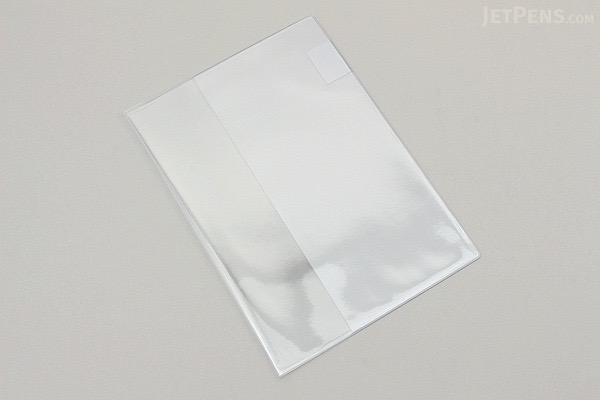 Midori Md Notebook Cover Clear A5 Jetpens Com