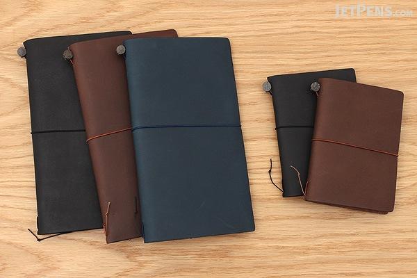 Midori Traveler S Notebook Blue Limited Edition