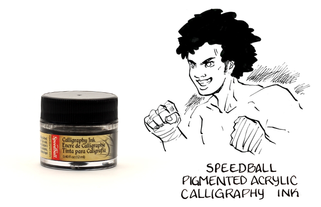 Guide To Drawing Inks