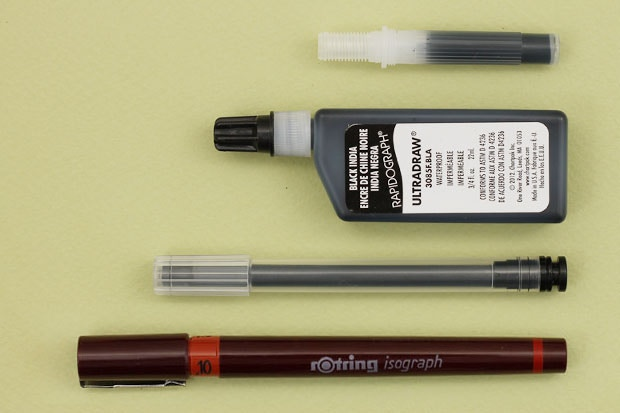 The Best Technical Drawing Pens | JetPens