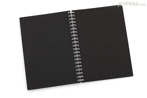 Etranger Di Costarica Blanc De Noirs Black Paper Notebook