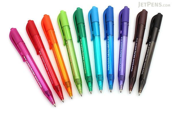 PaperMate Comfortmate Fresh Retractable Ballpoint Pen Blue P2873101 S0512280