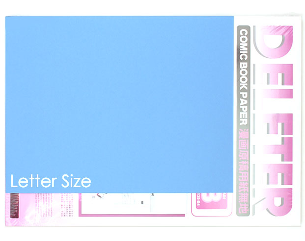 Paper sizes explained for Letter paper size