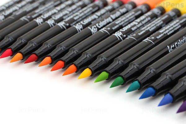 Sakura Koi Coloring Brush Pen - Raw Sienna (14) | JetPens