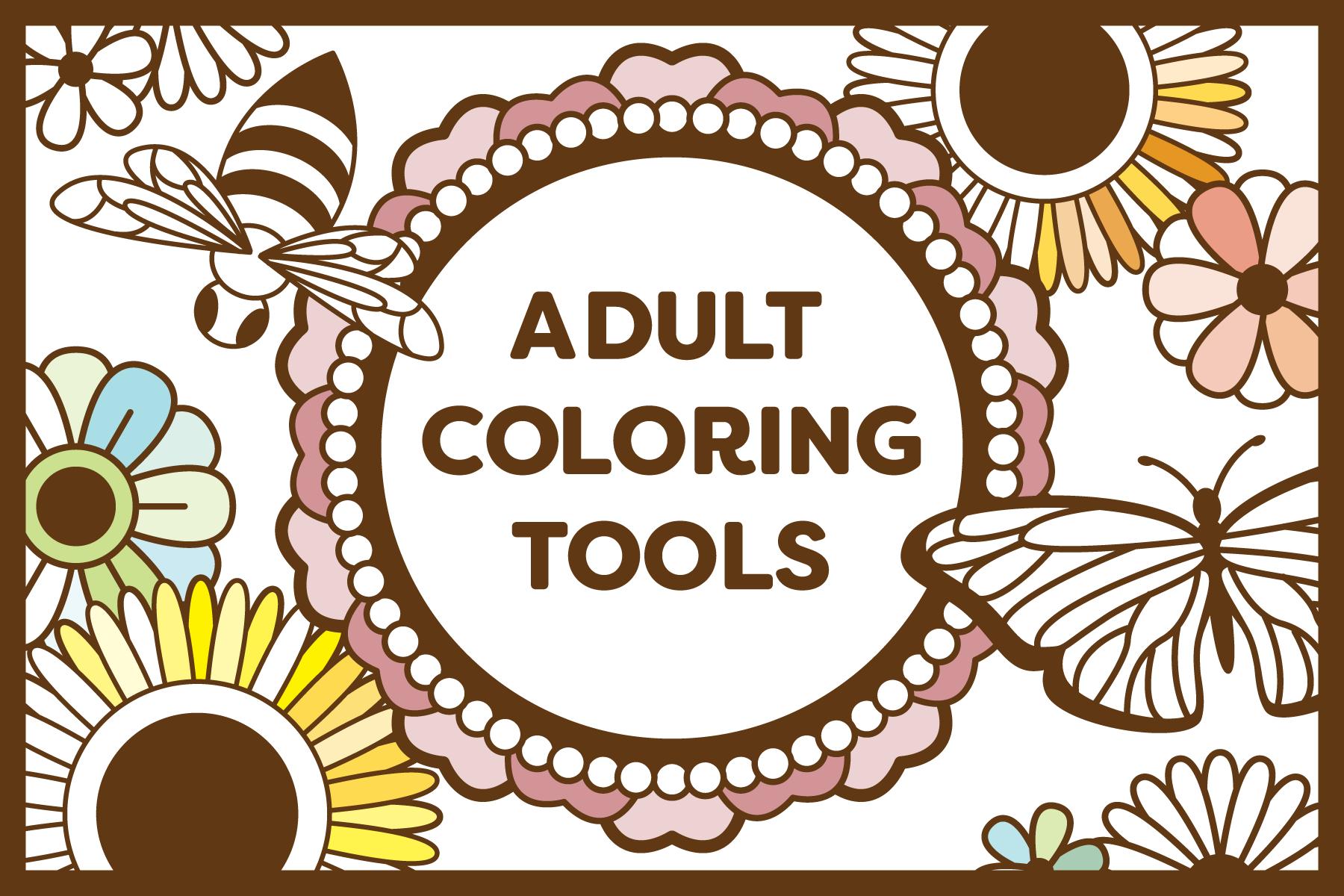 Adult Coloring Tools - JetPens.com
