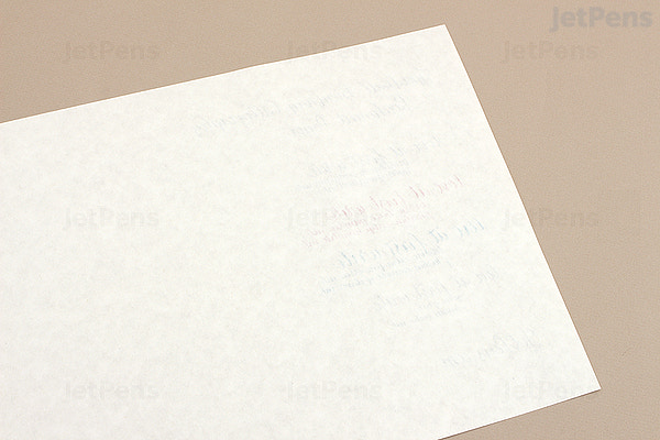 Sdball Bienfang Calligraphy Parchment Paper 8 5 X 11 White 50 Sheets