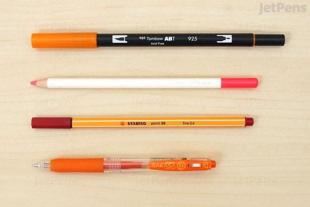 The Best Adult Coloring Supplies   JetPens