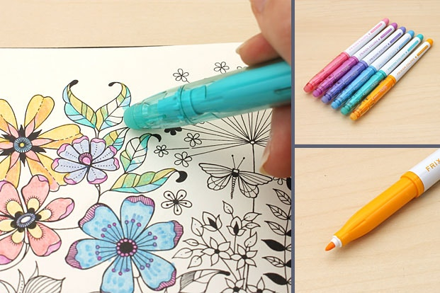 The Best Adult Coloring Supplies - JetPens