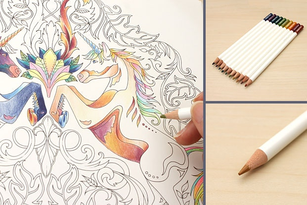 The Best Adult Coloring Supplies