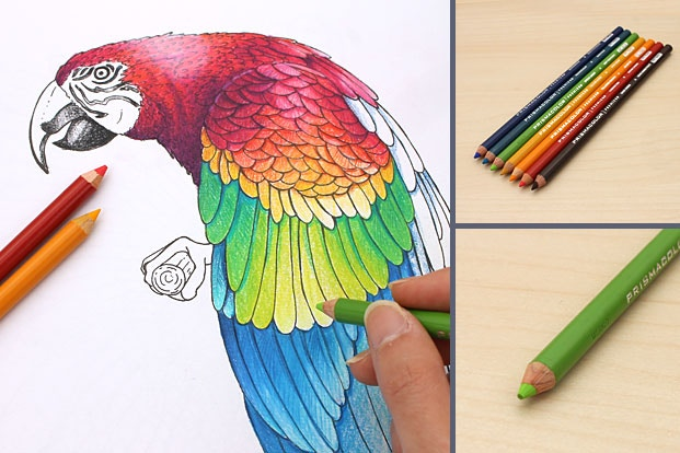 Prismacolor Premier Color Pencils