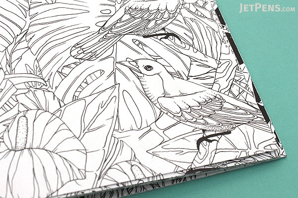 Clairefontaine Coloring Book