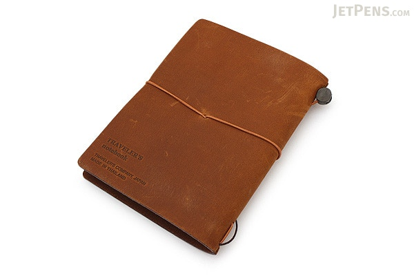 Camel Passport Traveler S Notebook