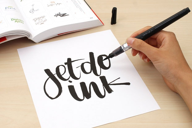 The Best Beginner Brush Pens For Lettering