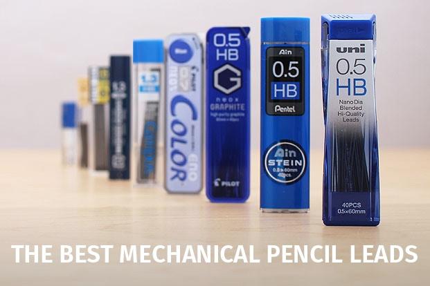 the best mechanical pencil leads jetpens