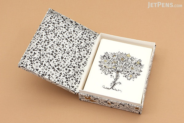 Secret Garden Notecards