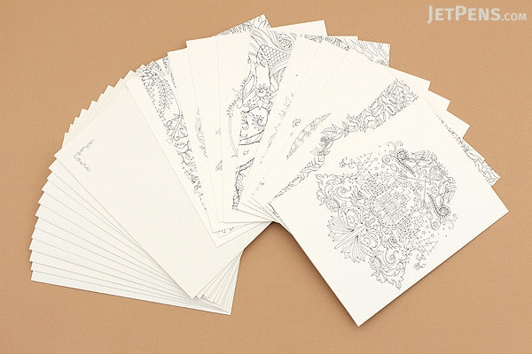 Enchanted Forest Notecards