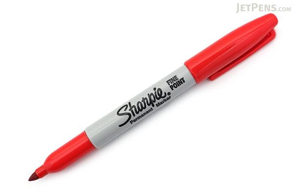 Sharpie Color Burst Permanent Marker - Fine Point - Racey ...