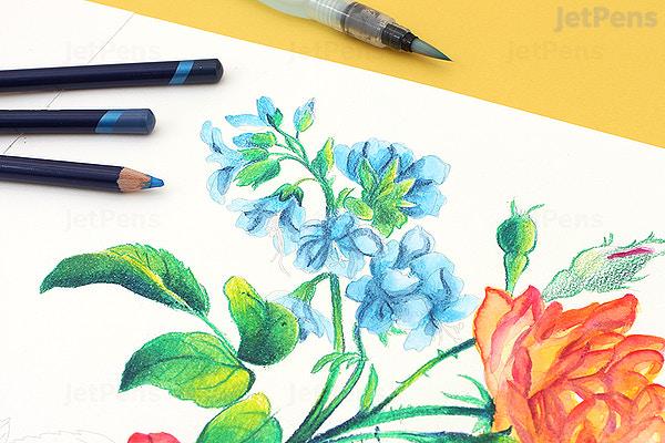 JetPens.com - Pepin Artists\' Coloring Book - Hokusai