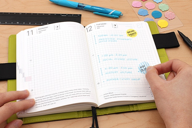 Guide To The Hobonichi Techo Planner Jetpens