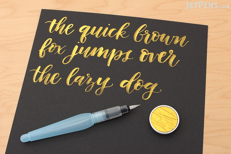 Jetpens Watercolor Calligraphy Starter Kit