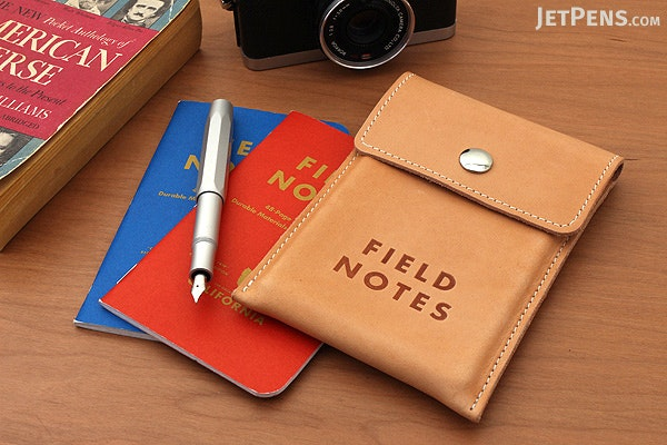 Field Notes Pony Express Leather Pouch JetPens – Field Note