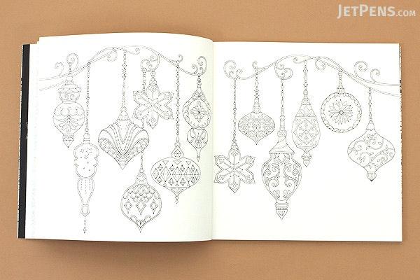 Johanna's Christmas: A Festive Coloring Book - Johanna ...