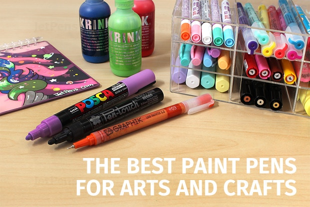 The Best Paint Pens For Arts And Crafts Jetpens
