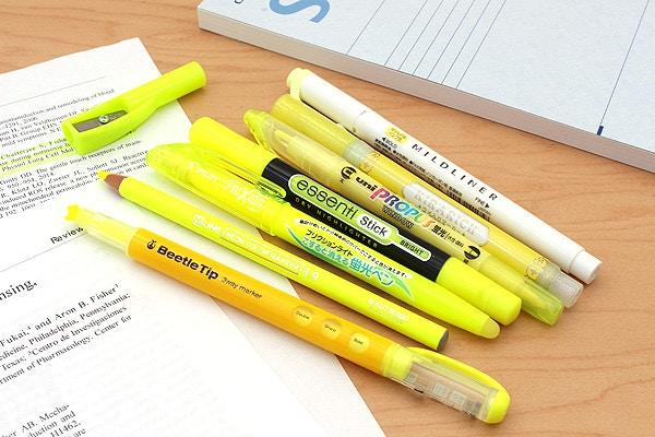 The Best Highlighter Pens   JetPens