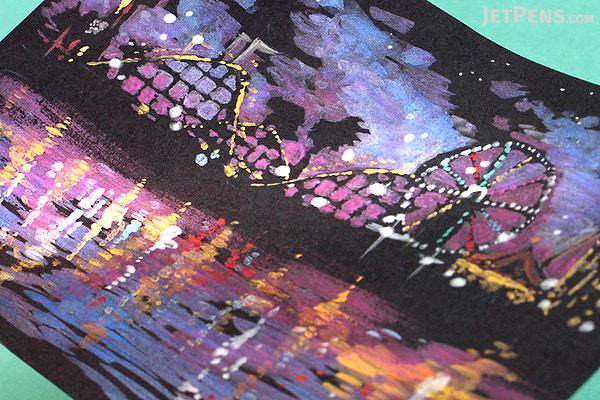 Yasutomo Niji Pearlescent Watercolor Set 21 Colors