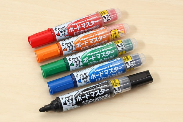 The Best Whiteboard Markers - JetPens.com